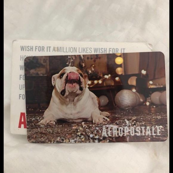 Aeropostle Giftcard